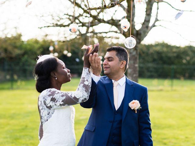 Le mariage de Shamir et Sarah à Yerres, Essonne 59