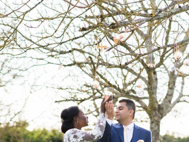 Le mariage de Shamir et Sarah à Yerres, Essonne 60