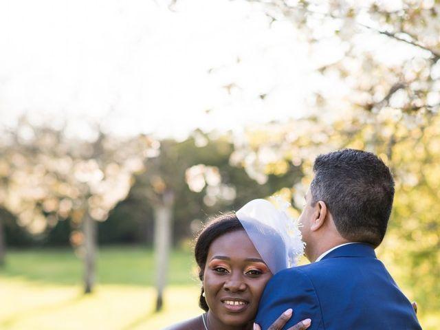 Le mariage de Shamir et Sarah à Yerres, Essonne 63