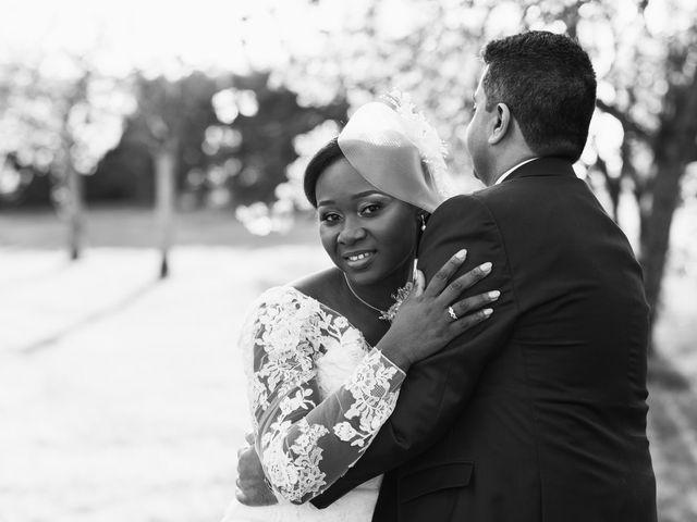 Le mariage de Shamir et Sarah à Yerres, Essonne 64