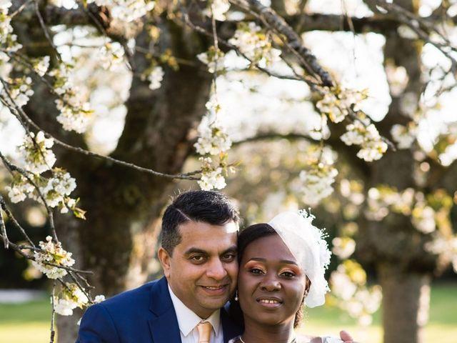 Le mariage de Shamir et Sarah à Yerres, Essonne 67