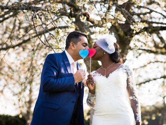 Le mariage de Sarah et Shamir