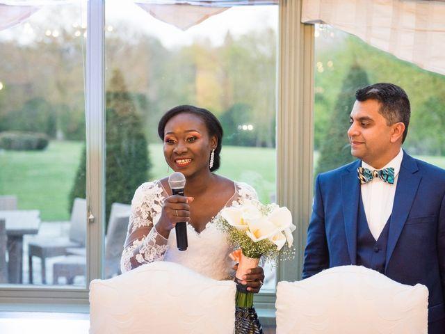 Le mariage de Shamir et Sarah à Yerres, Essonne 74