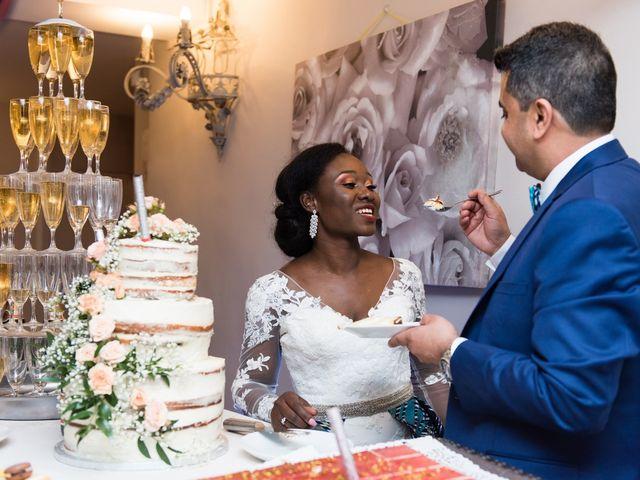 Le mariage de Shamir et Sarah à Yerres, Essonne 113