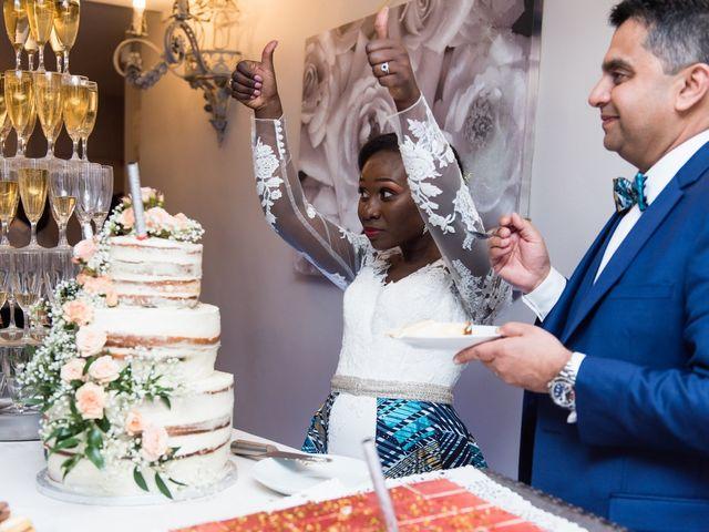 Le mariage de Shamir et Sarah à Yerres, Essonne 114