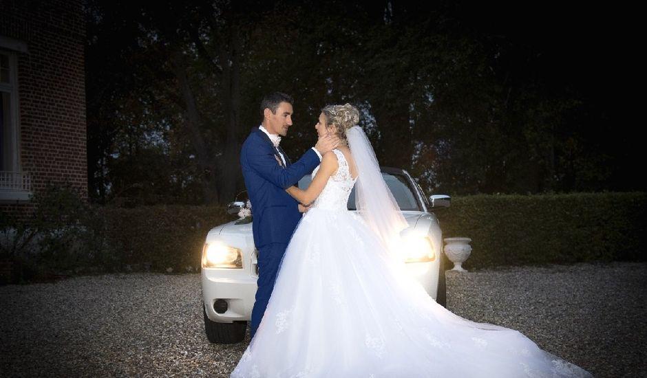 Le mariage de Dominique et Ameline à Noeux-les-Mines, Pas-de-Calais