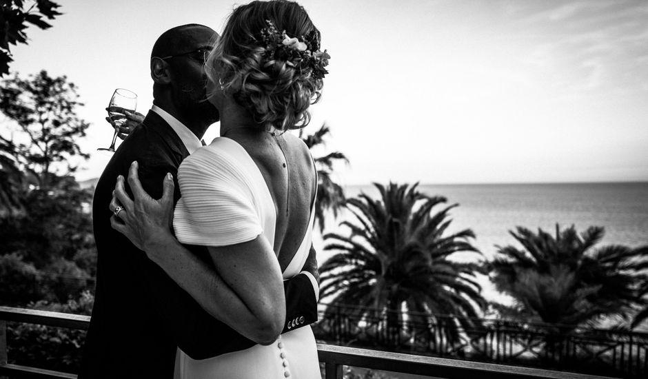 Le mariage de William et Mathilde à Toulon, Var