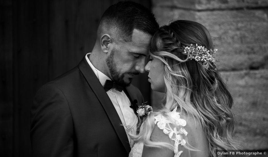 Le mariage de David et Jessica à Orange, Vaucluse