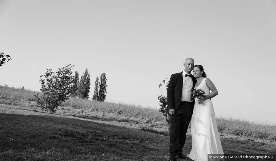 Le mariage de Bruno et Sandrine à La Ferté-Gaucher, Seine-et-Marne