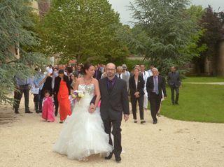 Le mariage de Aurélia et Jonathan