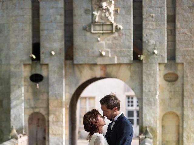 Le mariage de Nicolas et Alice à Bourges, Cher 1