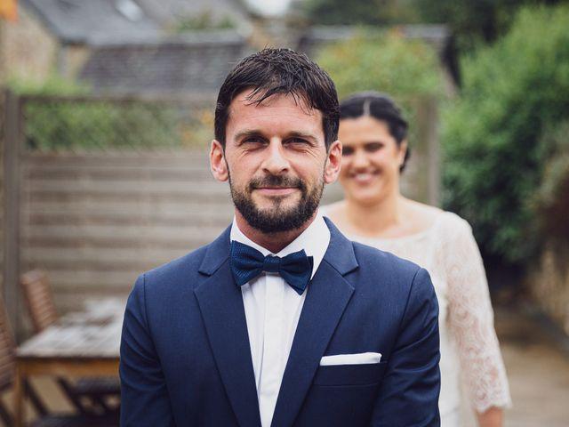 Le mariage de Julien et Sarah à Loperhet, Finistère 6