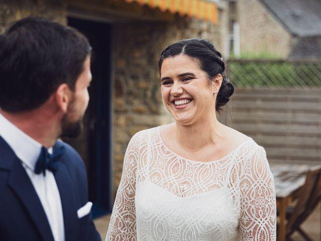 Le mariage de Julien et Sarah à Loperhet, Finistère 7