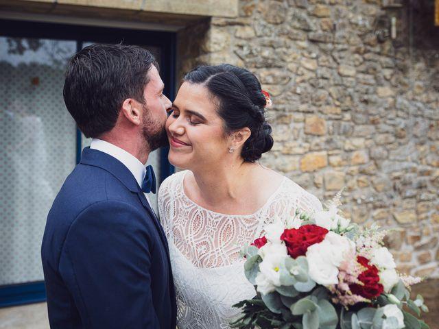 Le mariage de Julien et Sarah à Loperhet, Finistère 8