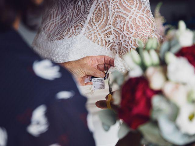 Le mariage de Julien et Sarah à Loperhet, Finistère 11