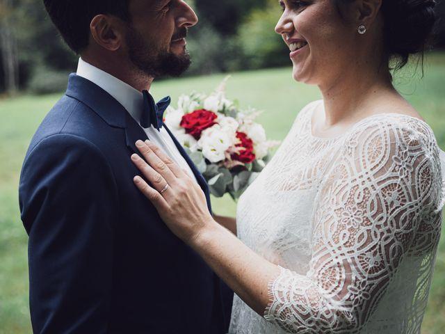 Le mariage de Julien et Sarah à Loperhet, Finistère 16