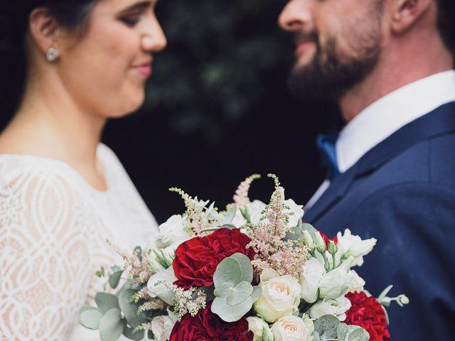 Le mariage de Julien et Sarah à Loperhet, Finistère 17