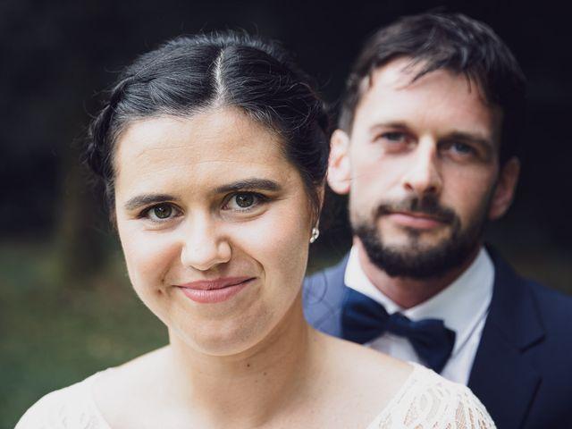 Le mariage de Julien et Sarah à Loperhet, Finistère 19