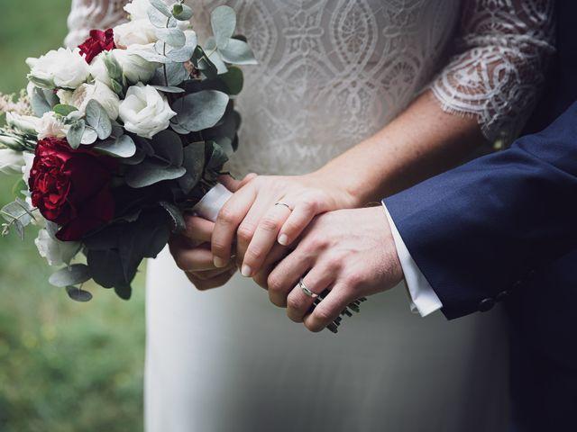 Le mariage de Julien et Sarah à Loperhet, Finistère 20
