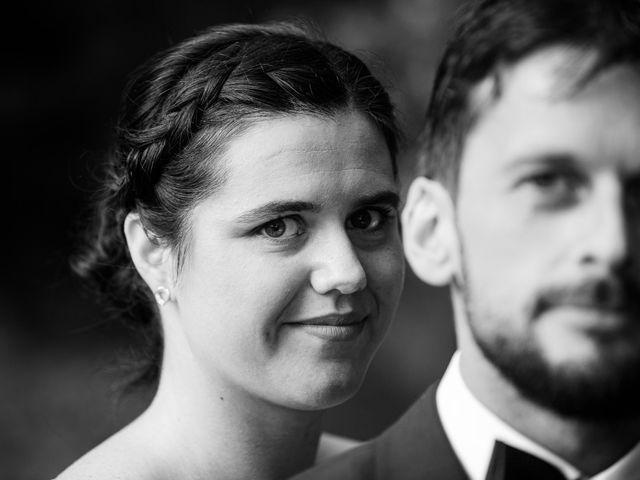 Le mariage de Julien et Sarah à Loperhet, Finistère 22