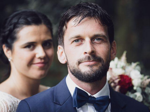 Le mariage de Julien et Sarah à Loperhet, Finistère 23