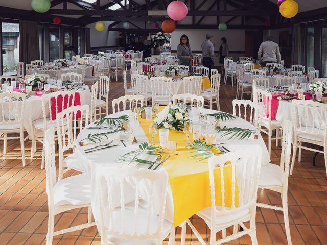 Le mariage de Julien et Sarah à Loperhet, Finistère 27
