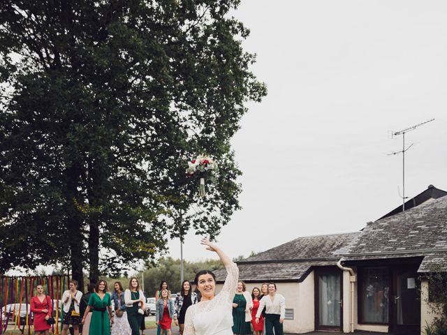 Le mariage de Julien et Sarah à Loperhet, Finistère 37