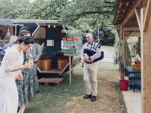 Le mariage de Julien et Sarah à Loperhet, Finistère 42