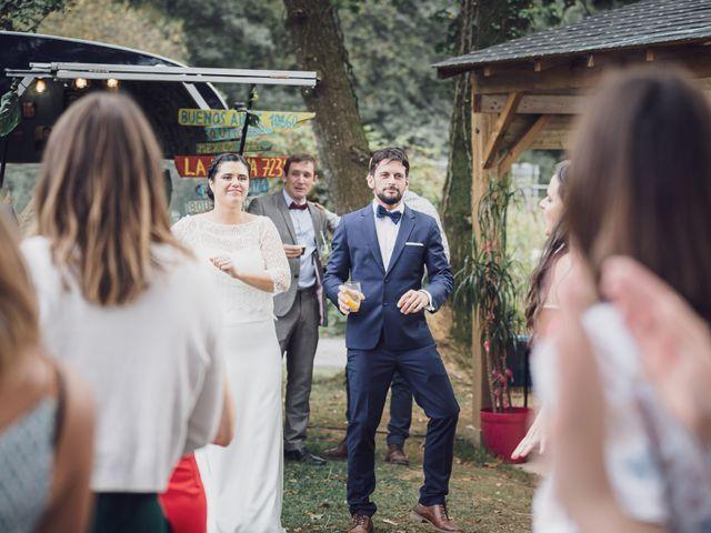 Le mariage de Julien et Sarah à Loperhet, Finistère 47