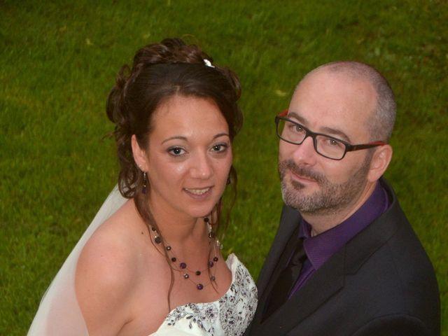 Le mariage de Jonathan et Aurélia à Plaimpied-Givaudins, Cher 4