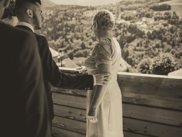 Le mariage de Romain et Justine à Les Adrets, Isère 18