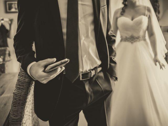 Le mariage de Romain et Justine à Les Adrets, Isère 20
