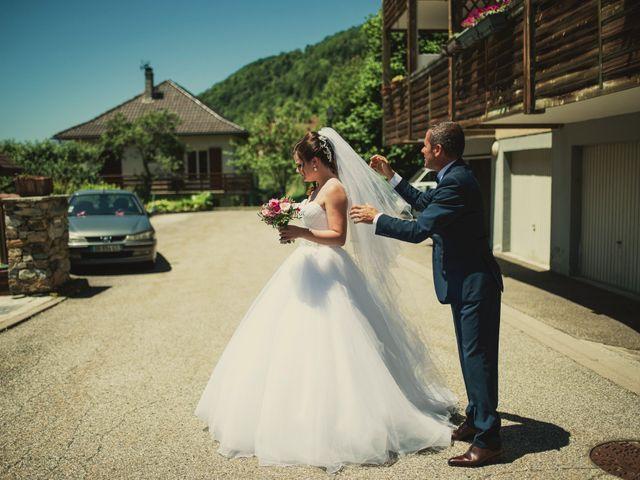 Le mariage de Romain et Justine à Les Adrets, Isère 25