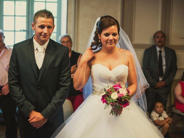Le mariage de Romain et Justine à Les Adrets, Isère 27