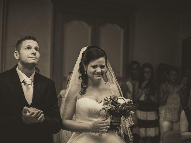 Le mariage de Romain et Justine à Les Adrets, Isère 28