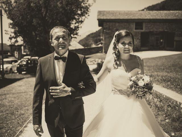 Le mariage de Romain et Justine à Les Adrets, Isère 30