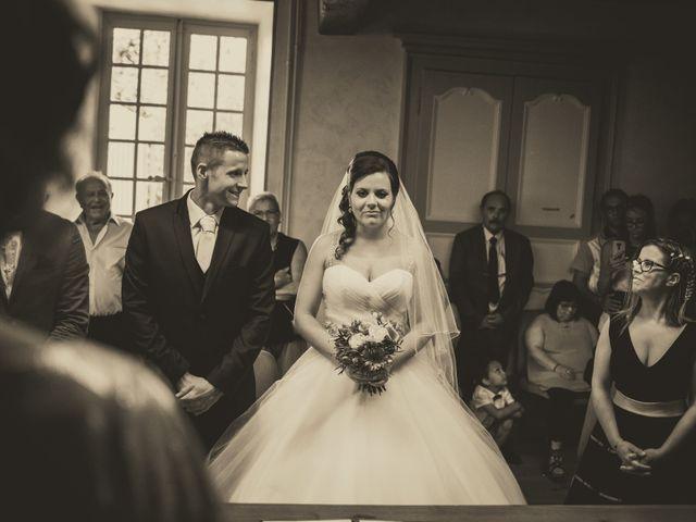 Le mariage de Romain et Justine à Les Adrets, Isère 31
