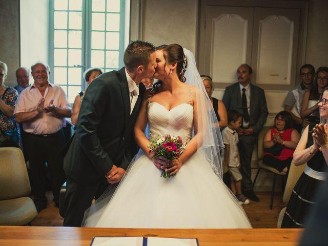 Le mariage de Romain et Justine à Les Adrets, Isère 32