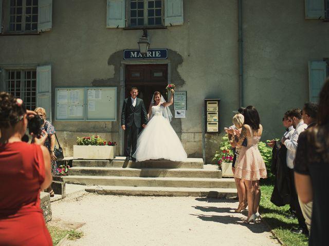 Le mariage de Romain et Justine à Les Adrets, Isère 34