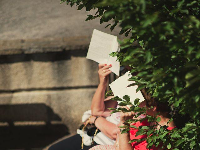 Le mariage de Romain et Justine à Les Adrets, Isère 35