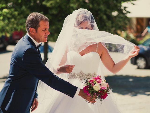 Le mariage de Romain et Justine à Les Adrets, Isère 36
