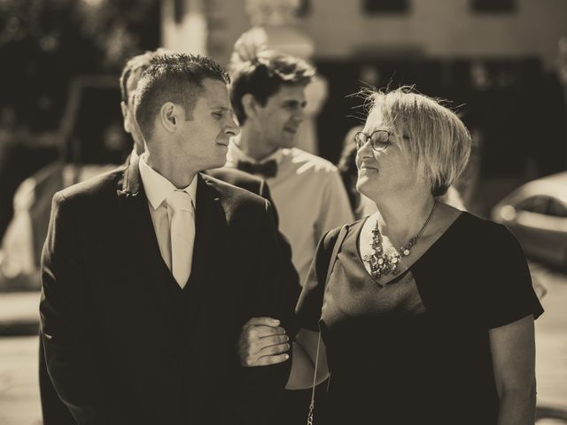 Le mariage de Romain et Justine à Les Adrets, Isère 37
