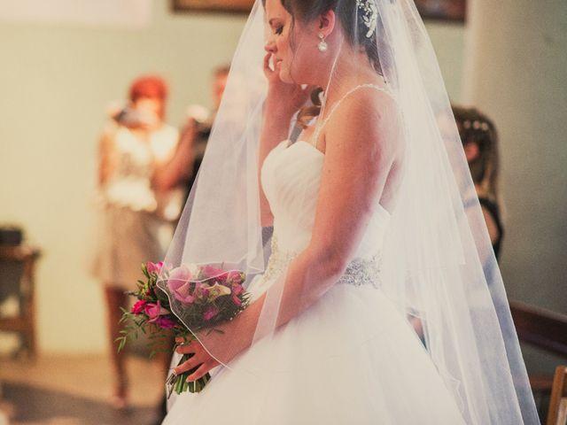 Le mariage de Romain et Justine à Les Adrets, Isère 40