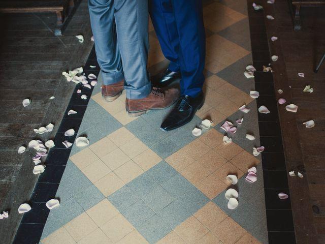 Le mariage de Romain et Justine à Les Adrets, Isère 41