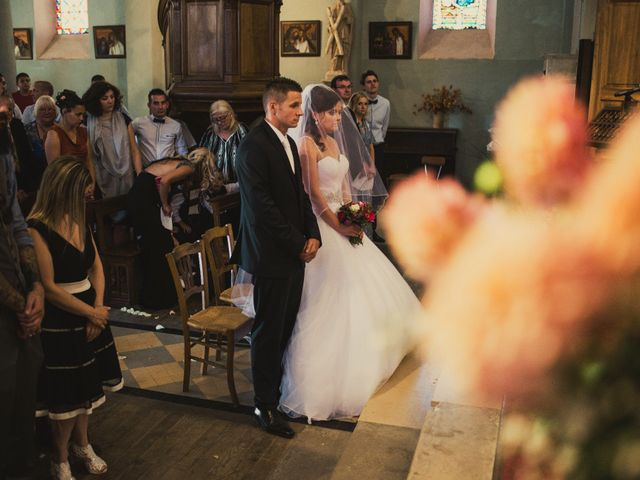Le mariage de Romain et Justine à Les Adrets, Isère 46