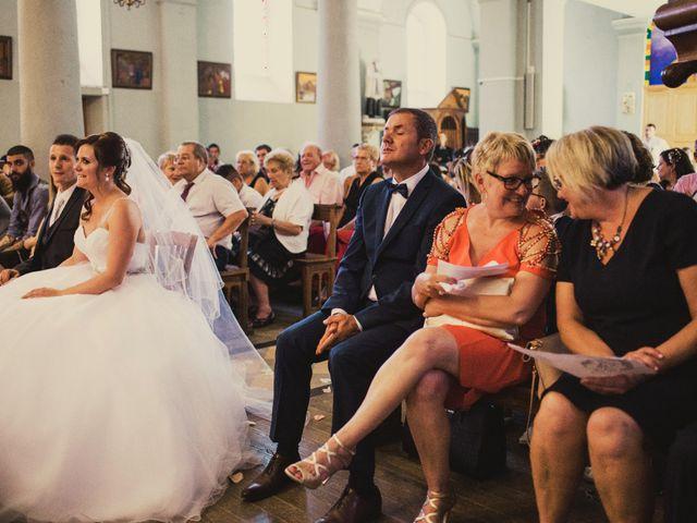 Le mariage de Romain et Justine à Les Adrets, Isère 48