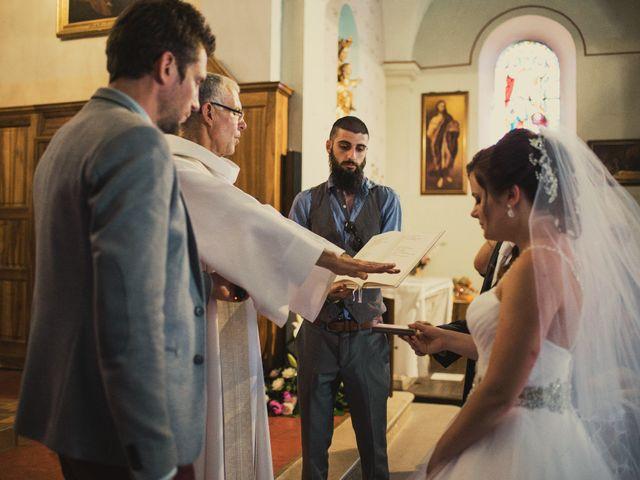 Le mariage de Romain et Justine à Les Adrets, Isère 52