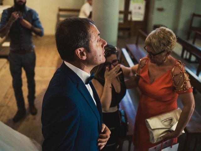 Le mariage de Romain et Justine à Les Adrets, Isère 54