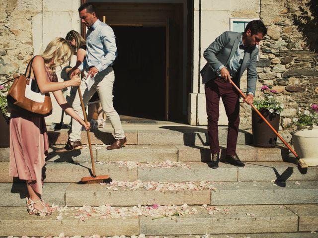 Le mariage de Romain et Justine à Les Adrets, Isère 56