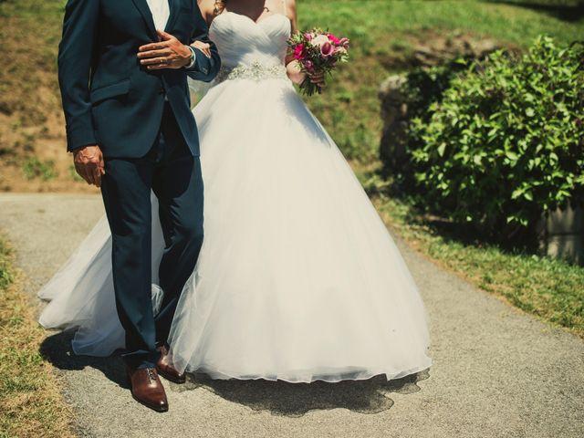 Le mariage de Romain et Justine à Les Adrets, Isère 57